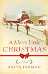 cover: a merry little christmas
