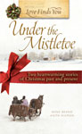 book cover: love finds you under the mistletoe