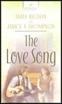 book cover: love song